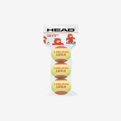 SACHET DE 3 BALLES HEAD TIP...