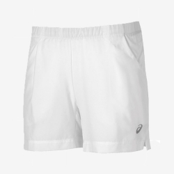 SHORT ASICS CLUB BLANC