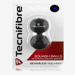 BALLES DE SQUASH TECNIFIBRE...