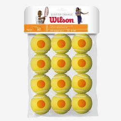 SACHET DE 12 BALLES WILSON...
