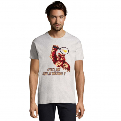T-SHIRT GRIZZLY MASCOTTE...