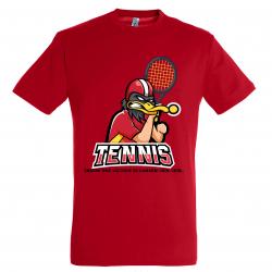 T-SHIRT CANARD TENNIS