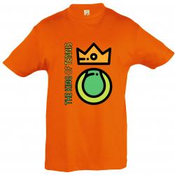 T-SHIRT THE KING OF TENNIS