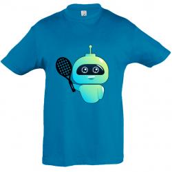 T-SHIRT ROBOT TENNIS