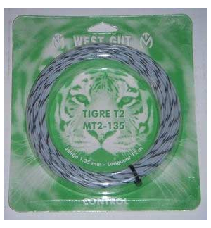 CORDAGE WEST GUT TIGRE T2...