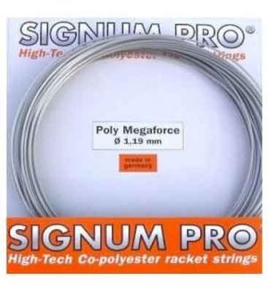 CORDAGE SIGNUM PRO POLY MEGAFORCE 1.19mm 12M