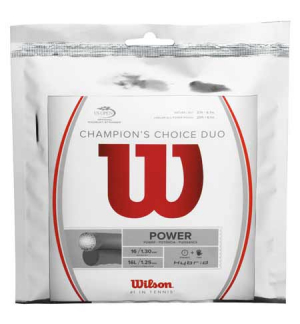 CORDAGE WILSON CHAMPION'S...