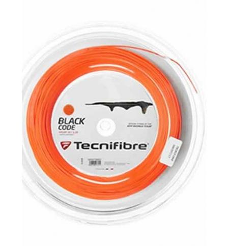 1.28 Bobine Tecnifibre Black Code Fire 200m