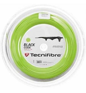 BOBINE TECNIFIBRE BLACK CODE LIME 200M