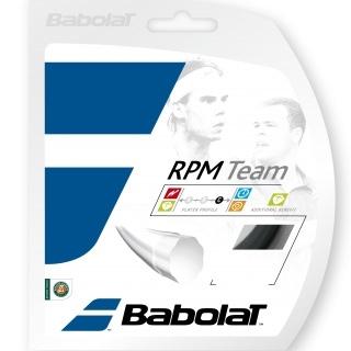 CORDAGE BABOLAT RPM TEAM 1.25MM 12M