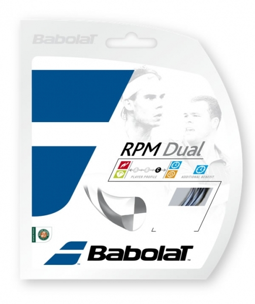 BABOLAT RPM DUAL 1.25MM 12M