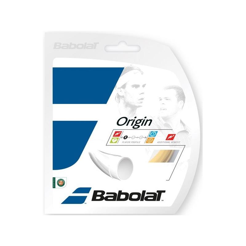 BABOLAT ORIGIN 1.30MM 12M