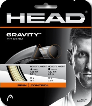 HEAD GRAVITY 12M