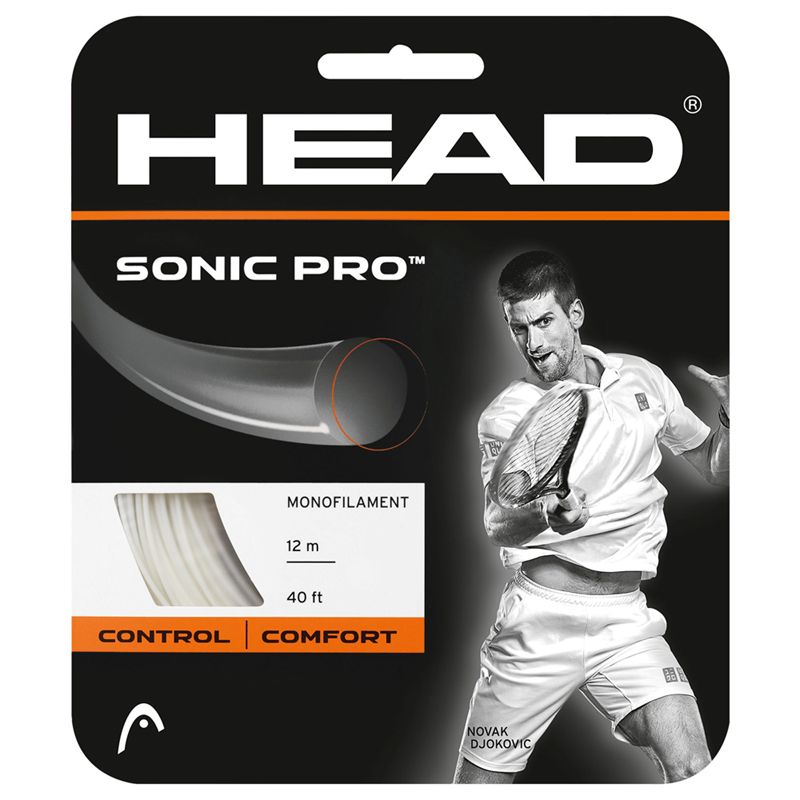 HEAD SONIC PRO BLANC