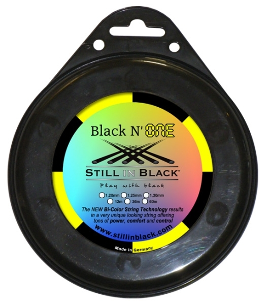 STILL IN BLACK BLACK N ONE 12M