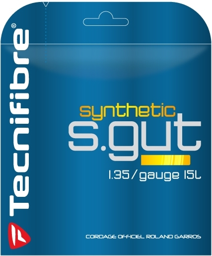 TECNIFIBRE SYNTHETIC GUT 12M