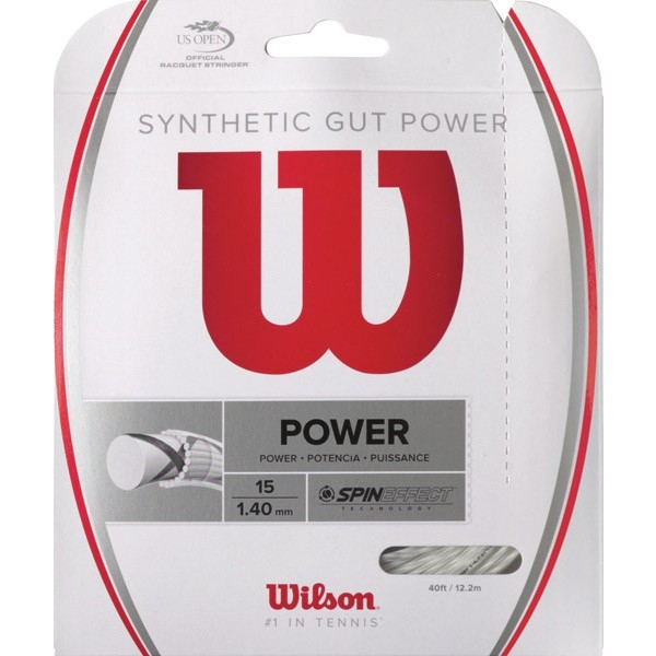WILOSN SYNTHETIC GUT POWER 12M