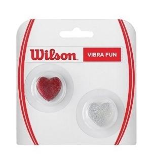 ANTIVIBRATEUR WILSON VIBRA FUN GLITTER X2
