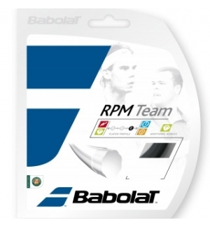 CORDAGE BABOLAT RPM TEAM 12M