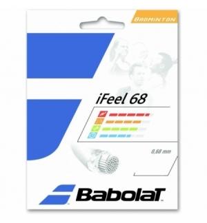 CORDAGE DE BADMINTON BABOLAT IFEEL 68 10M