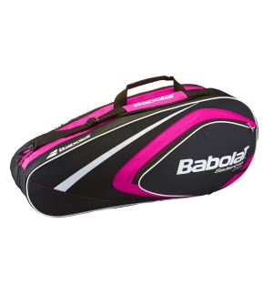 SAC BABOLAT RH X8 CLUB ROSE