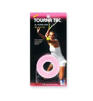 SURGRIP TOURNA TAC X3 BLANC/ROSE