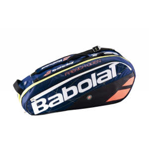 SAC BABOLAT PURE ROLAND-GARROS RH X6