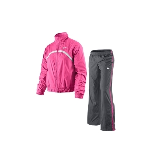 SURVETEMENT NIKE BORDER WOVEN WARM UP GIRLS