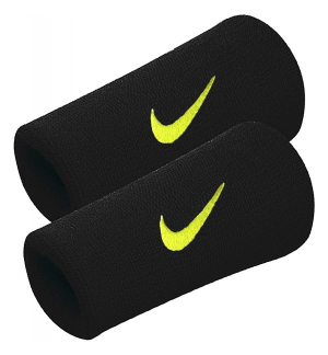POIGNETS DOUBLE LARGEUR NIKE DRI-FIT 2.0