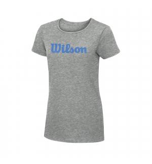 T-SHIRT WILSON FEMME SCRIPT COTTON
