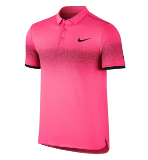 MAILLOT NIKE ADVANTAGE RF ROSE
