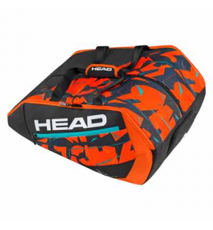 SAC HEAD PADEL DELTA BELA MONSTERCOMBI ORANGE