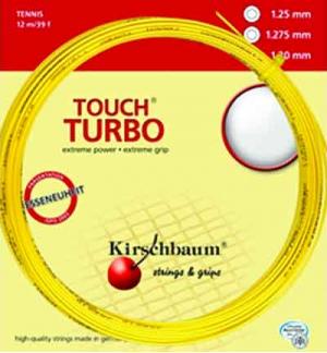 CORDAGE KIRSCHBAUM TOUCH TURBO 12M
