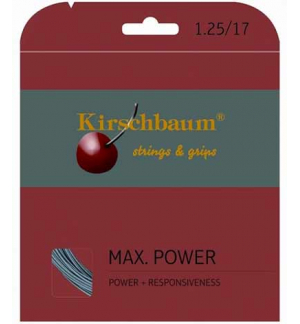 CORDAGE KIRSCHBAUM MAX POWER ROUGH 12M
