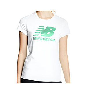 T-SHIRT NEW BALANCE LARGE LOGO SS TEE