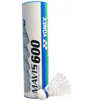 VOLANTS YONEX PLASTIQUE MAVIS 600
