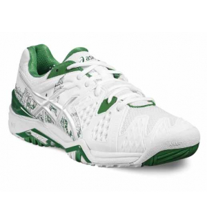 CHAUSSURES ASICS GEL RESOLUTION 6 LIMITED EDITION LONDON