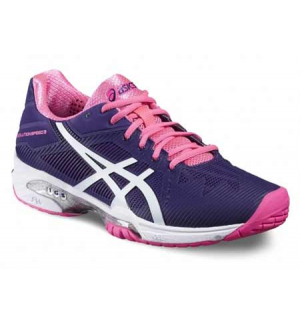 CHAUSSURES ASICS LADY GEL SOLUTION SPEED 3 AUTOMNE/HIVERS 2016