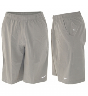 SHORT NIKE CONTEMPORARY ATHLETE GRIS