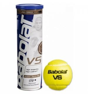 TUBE DE 4 BALLES BABOLAT VS